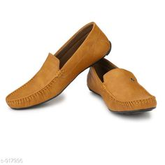 Casual Shoes Trendy Synthetic Men's Shoe Material: Outer- Synthetic , Sole Material- PVC UK/IND Size: 6, 7, 8, 9, 10 Euro Size: 39, 40, 41, 42, 43 Description: It Has 1 Pair Of Men's Shoe Pattern: Solid Sizes Available: IND-7, IND-8, IND-9, IND-10   Catalog Rating: ★3.9 (399)  Catalog Name: Classy Mens Solid Loafers Vol 1 CatalogID_107947 C67-SC1235 Code: 674-917996-999