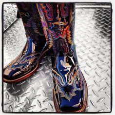 Lagrange Leather boots