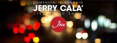 Domenica 18.1.15 Jerry Calà