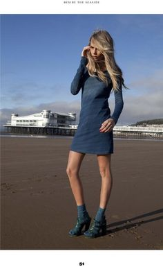"Joanna Schlenzka styles ""Beside the Seaside"" for Pony Step, S/S 2012  Follow the latest Joanna styling tips on her Facebook Page."