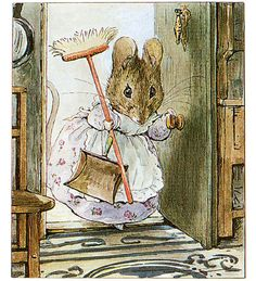 Welcome to Dover Publications Beatrix Potter Postcard