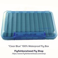 water proof fly boxes under $20