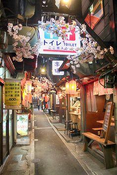 wishes + dreams Asia Travel, Japan Travel, Japan Trip, Japan Street, Turning Japanese, Aesthetic Japan, Japanese Streets, Destinations, Nihon