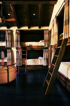 kinda cool. hostel, chalet, kids room...?