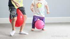 Best Active Indoor Activities For Kids   Fun Gross Motor Games and Creative Ideas For Winter (snow days!), Spring (rainy days!) or for when Cabin Fever strikes   Awesome Boredom Busters and Brain Breaks for Toddlers, Preschool and beyond to get their energy out!