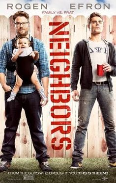 Zac Efron: 'Neighbors' Official Trailer - Watch Now!: Photo Check out Zac Efron in the new official trailer for his highly anticipated upcoming film Neighbors! The film, which also stars Seth Rogen, Rose Byrne, Jake Johnson,… Funny Movies, Comedy Movies, Great Movies, Hd Movies, Movies To Watch, Movies Online, Funniest Movies, Movies Free, Netflix Online