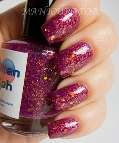 Merry and Bright by Smitten Polish