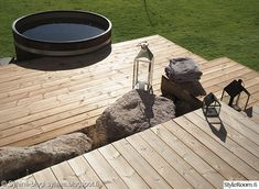 Outdoor Sauna, Spa Rooms, Luxury Pools, Outdoor Spaces, Outdoor Decor, Home Decor Inspiration, Garden Design, Backyard, Cottage