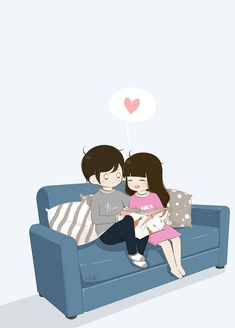 Untitled love cartoon couple, chibi couple, anime love couple, cute anime c Cartoon Love Photo, Love Cartoon Couple, Chibi Couple, Cute Cartoon Pictures, Cute Couple Art, Anime Love Couple, Cute Couple Pictures, Cute Anime Couples, Cartoon Images