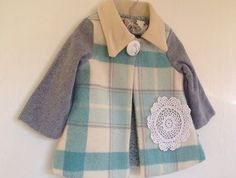 Piccalilli - Heirloom Wool Blanket Coat 1-2