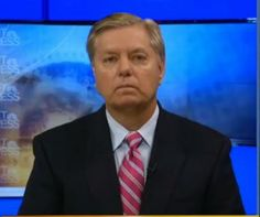 Iraq War Liar Sen. Lindsey Graham Calls Obama Foreign Policy Delusional. This prissy belle wants to go to war with every country on the planet !