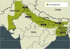 india river map outline plain Himalaya, Plain and Plateaus, Coastal Plain and Islands Indian River Map, Map Outline, India Map, New Delhi, Varanasi, Ancient Greece, World History, Nepal