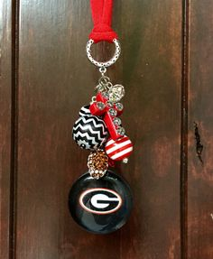 Georgia Bulldogs Car Accessory University of by TheBadaBling ...