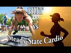 Do you love jogging or biking? Or you just want to get the workout over with by doing HIIT training? Have you ever wondered which one is better for fat loss and muscle building. This video explains HIIT and steady state cardio based upon exercise biology and biochemistry. Find out which training you should do more, check out this video. For my blogs on this video, click here:  http://getfitwithmindyeverywhere.tumblr.com/post/121757786577/hiit-vs-steady-state-cardio-which-is-better-for-fat