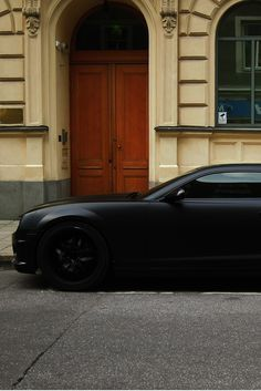 All Black Everything Camaro