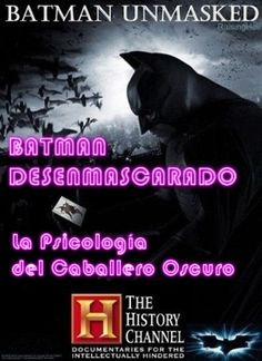 Batman Unmasked (TV) VOSE | DESCARGA CINE CLASICO