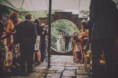 Drenagh Estate Moon Garden Outdoor Ceremony Wedding Venues Ireland