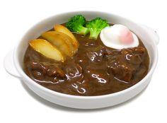 [This is Japan] Food Samples Series : Beef Stew