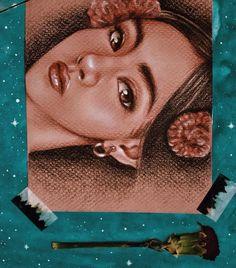 """46 Me gusta, 2 comentarios - ᏞᎩ ᎶᎾᏁᏃᎪᏞᎬᏃ (@lygonz) en Instagram: """"🌌 Hijos del cosmos. Como siempre mi croquera es un popurrí de cosas. . . . #sketchbook #watercolor…"""""""