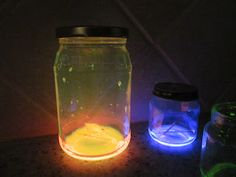 See Our Sweet Life: Fun With Glow Stick Lanterns