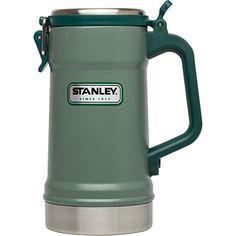 Stanley Classic Vacuum Insulated Stein 24 oz, Hammertone Green