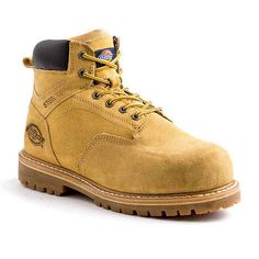 d2f1b428bcec Dickies Mens Prowler Slip Resistant Steel Toe Work Boots Lace-up - JCPenney