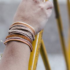 Bracelets - Guanabana Handmade #argantinas #bracelets #guanabanahandmade #fashion