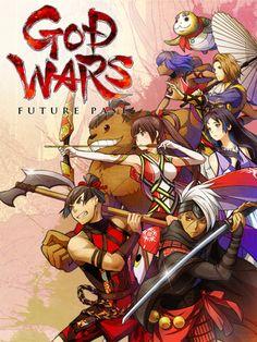 God Wars PS4/Vita Game's 3rd Trailer Shows Kaguya, Sakuya