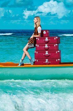 Louis Vuitton Spirit of Travel Spring 2015