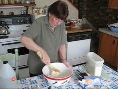 ▶ Pâte à tartes de Marie-Claire - YouTube