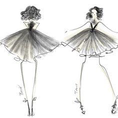 Steampunk Ballerina  _ . . . _  #ballet #ballerina #costume #fashion #fashionista #fashionillustration #fashiondrawing #fashionart #instaart #sketchbook #sketch #illustration #artist #art #drawing