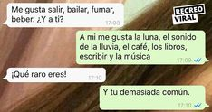Encuentro la belleza en lo simple Diva Quotes, Real Quotes, Strong Quotes, Let Me Love You, Funny Text Messages, Funny Love, I Love Books, Funny Photos, Funny Texts