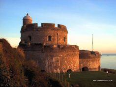 St. Mawes castle built by Henry V111