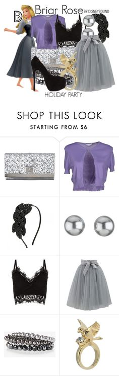 """""""Briar Rose"""" by leslieakay ❤ liked on Polyvore featuring Kardashian Kollection, Laltramoda, Forever New, Cameo Rose, Chicwish, Express and PP From Longwy"""