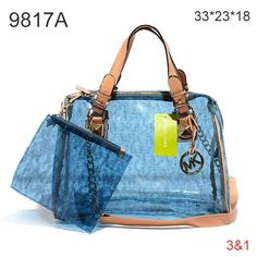 Michael Kors Women Bags MK Handbag Transparent Color Blue , www.CheapMichaelKorsHandbags#com michael kors on sale, michael kors pourses for cheap, mıchael kors cheap online outlet, michael kors outlet purses,