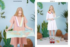 "white pepper lookbook ""child's play"""