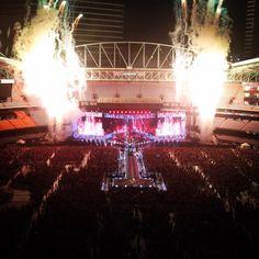 The stadium // Melbourne, Australia // 15-02-15