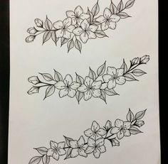 Flower tattoo design by lauraevelyn.ink Flower tattoo design by lauraevelyn. Detailliertes Tattoo, Form Tattoo, Shape Tattoo, Ankle Tattoo, Body Art Tattoos, Small Tattoos, Ink Tattoos, Tatoo Floral, Floral Tattoo Design