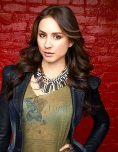 Spencer Hastings  Played By: Troian Bellisario, she is my favorite character besides TOBY!!