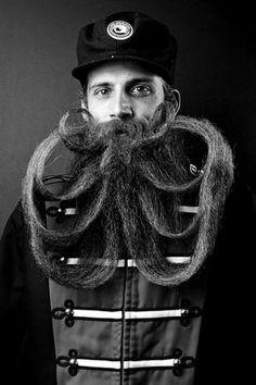 """Fotógrafo reúne """"barbudos profissionais"""" em livro; veja galeria - Cultura - iG"""