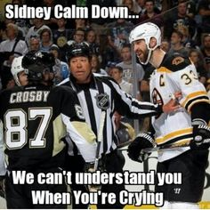 Crosby baby