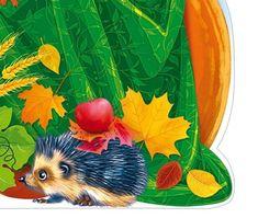 Clip Art, Cartoon, Fall, Painting, Thanksgiving, Bricolage, Autumn, Fall Season, Painting Art