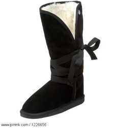 EMU Australia Hip Boot | have these in Chestnut, want them in black!