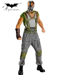 Deluxe Bane Costume | Mens Batman Dark Knight Rises Costumes  sc 1 st  Pinterest & Adult Avengers Hawkeye Costume | Boys | Pinterest | Costumes Black ...