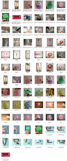 풍선하하 balloonhaha ㅡ 원본 사진 ㅡ 큰 사진은 이메일로 보내드립니다 ㅡ : 교육용 150 기법
