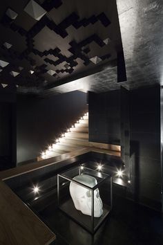 Jules Speakeasy Cocktail Bar in Mexico Ludwig Godefroy Architects