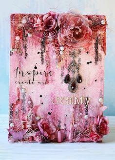 13arts: Różowa kreatywność / Pink creativity