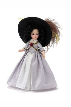 $40 on haute look/ duchess of devonshire limited edition cisette doll