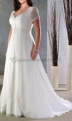 plus size wedding dresses SO beautiful!!!