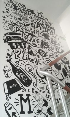 Agency life mural – peterjaycob